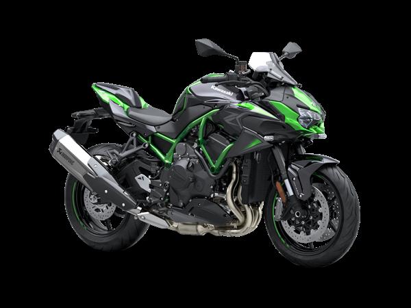 Moto Kawasaki Z H2 Performance