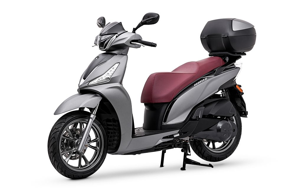 SCOOTER KYMCO PEOPLE 300 GRIS NEUF STOCK