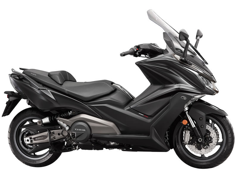 SCOOTER KYMCO PEOPLE AK550 NOIRE NEUF STOCK