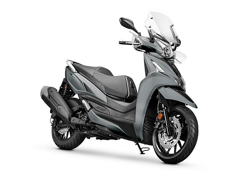 Scooter Kymco Agility 300-ESSAI