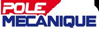 Pôle Mécanique – Garage Moto et Scooter Kawasaki, Suzuki, Royal Enfield, FB Mondial & Kymco à Gland, entre Genève et Lausanne (Nyon, Rolle, Morges) Logo