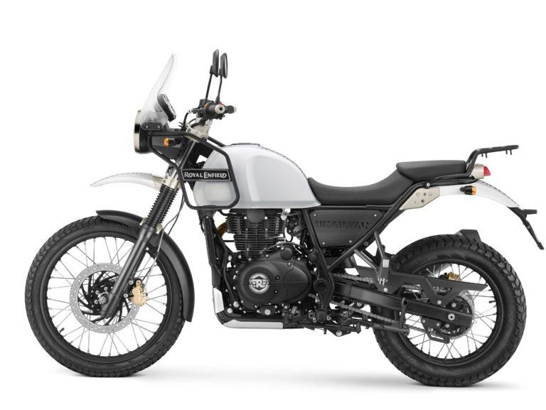 Moto Royal Enfield Genève