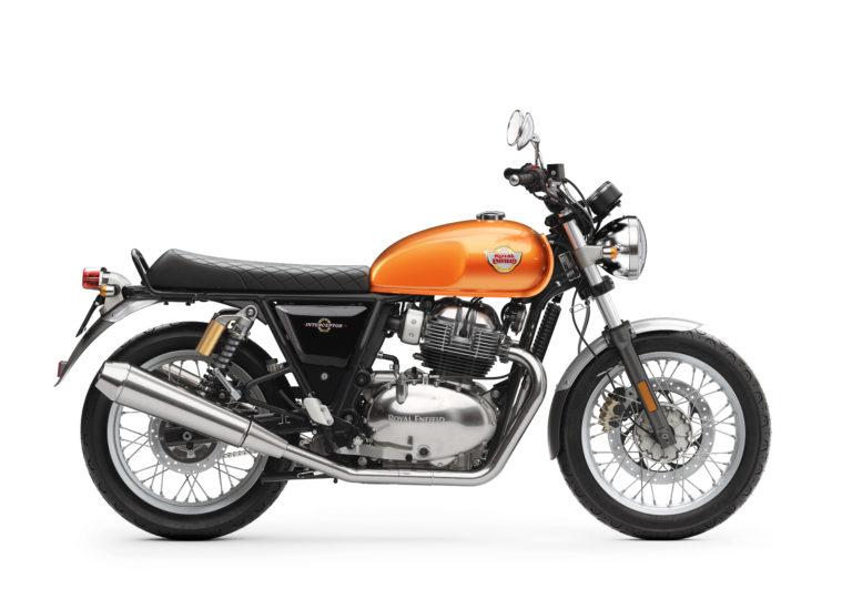 Moto Royal Enfield Lausanne