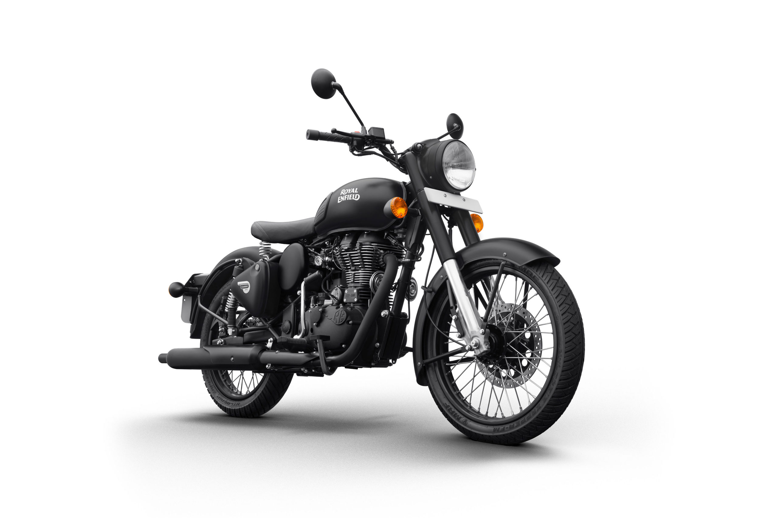 Moto Royal Enfield Gland